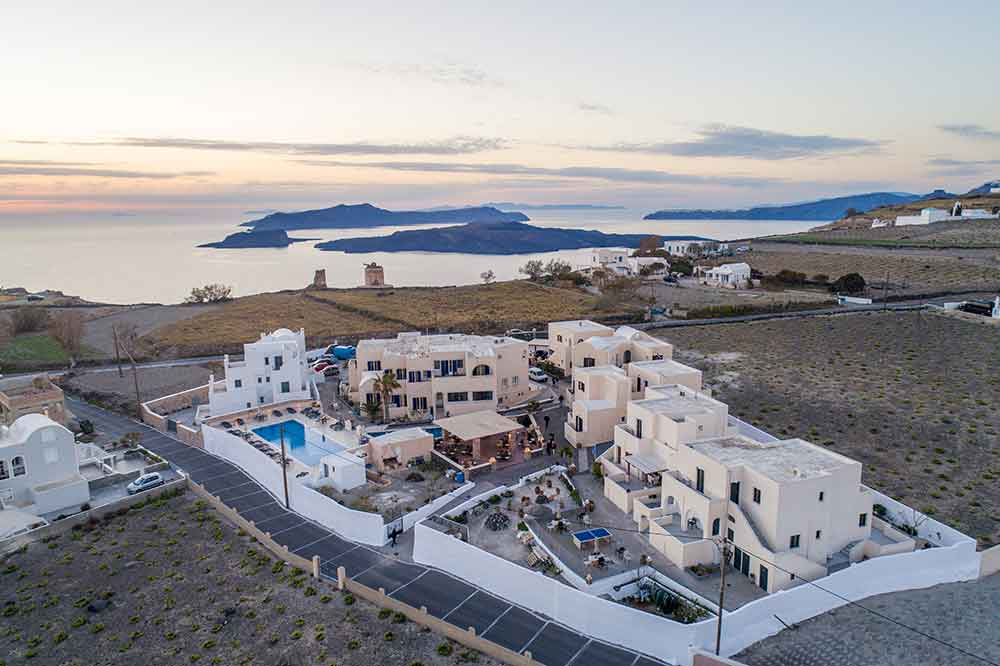 location santorini star hotel